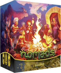 Legends of Luma - Nomads