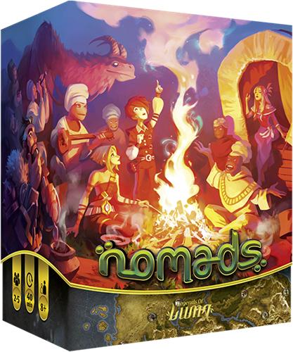 Legends of Luma - Nomads