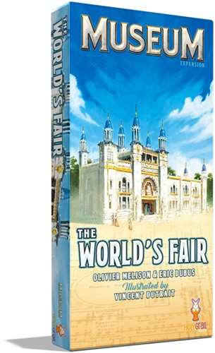 Museum - The Worlds Fair Expansion
