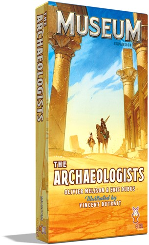 Museum - The Archaeologists Expansion