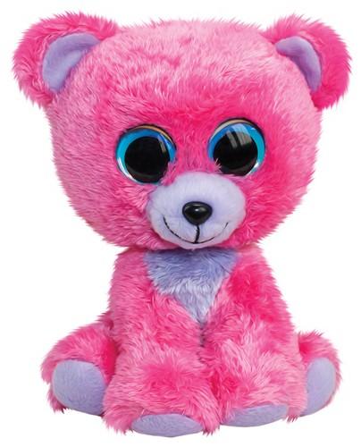 Lumo Bear Raspberry - Big - 24cm
