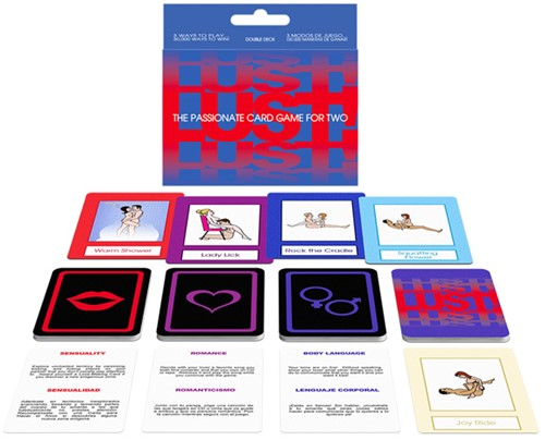 Lust! Kaartspel-2