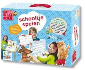 Maan Roos Vis - Schooltje Spelen-1