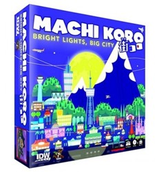 Machi Koro - Bright Lights, Bright City