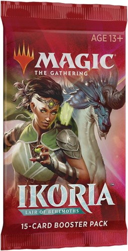 Magic The Gathering - Ikoria Lair of the Behemoths Boosterpack