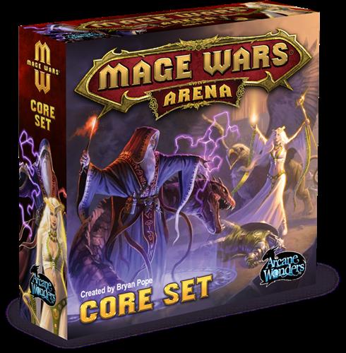 Mage Wars Arena - Core Set