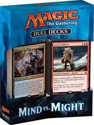 MTG Duel Decks - Mind vs Might
