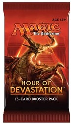 MTG - Hour of Devastation Boosterpack