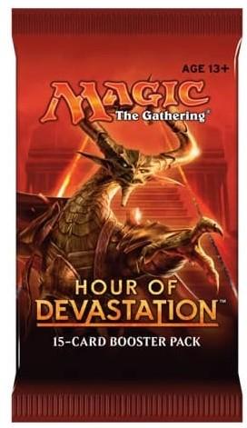MTG - Hour of Devastation Boosterpack