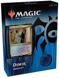Magic The Gathering - Guilds of Ravnica Guild Kit Dimir