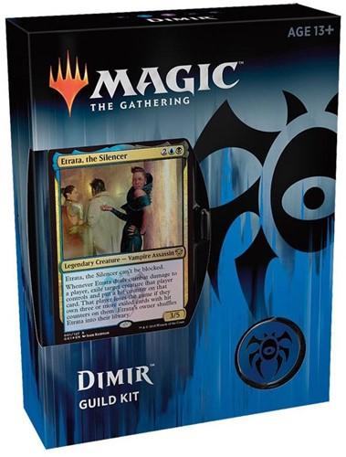 Magic The Gathering - Guilds of Ravnica Guild Kit Dimir