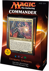 MTG Commander 2016 - Entropic Uprising