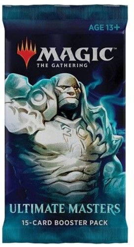 Magic The Gathering - Ultimate Masters Boosterpack