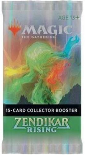 Magic The Gathering - Zendikar Rising Collector Boosterpack