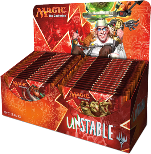 MTG Unstable - Boosterbox-1
