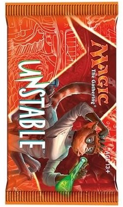 MTG Unstable - Boosterpack