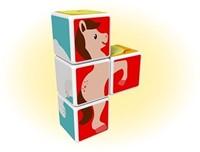 MagiCube Animal Friends - 4 delig