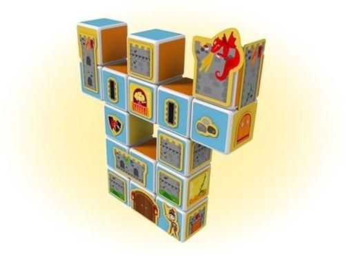 MagiCube Castles & Houses - 78 delig-3