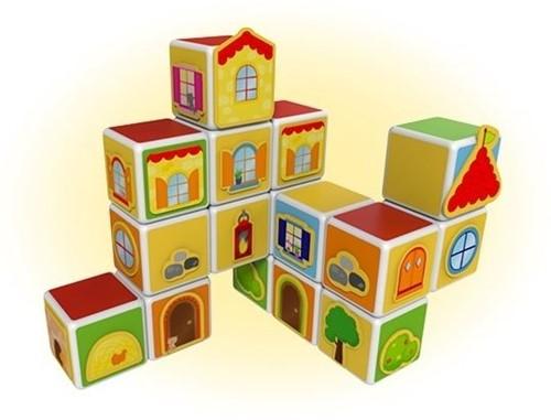 MagiCube Castles & Houses - 78 delig-2