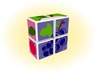MagiCube Fruit - 4 delig-3