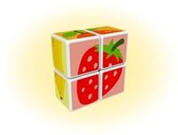 MagiCube Fruit - 4 delig-2