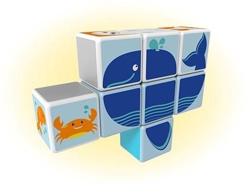 MagiCube Polar Animals - 8 delig-3