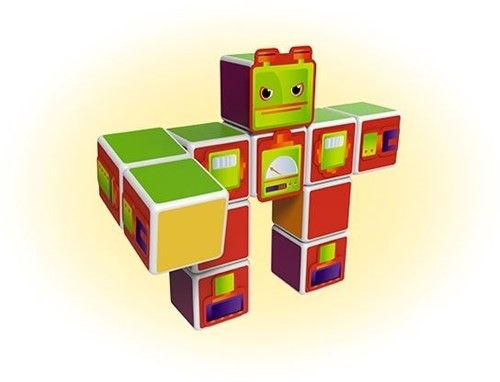 MagiCube Robots - 38 delig-3
