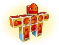 MagiCube Robots - 38 delig-2