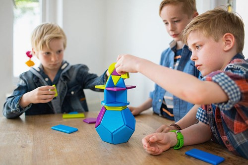 Magneten Blokken - Boerderij