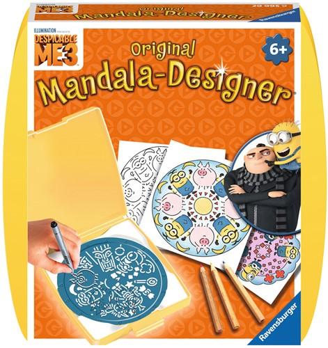 Mini Mandala - Despicable Me 3
