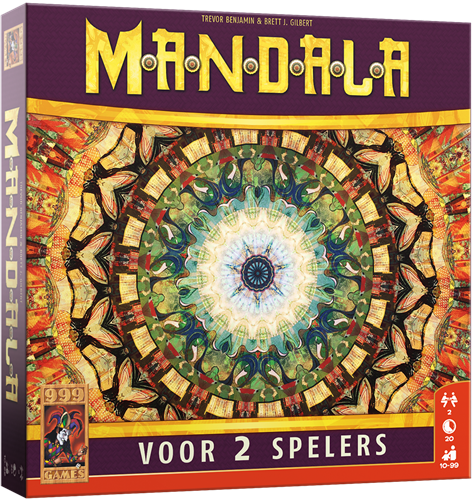 Mandala - Breinbreker