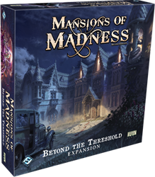 Mansions of Madness 2nd Edition - Beyond the Threshold Expansion