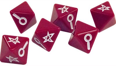 Mansions of Madness Second Edition - Dice Pack