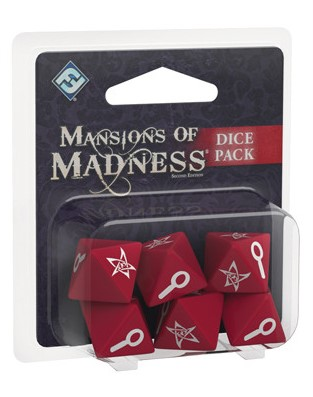 Mansions of Madness Second Edition - Dice Pack-1