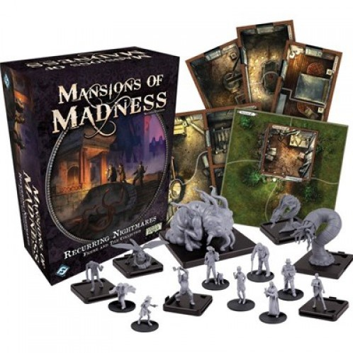 Mansions of Madness 2nd Edition - Recurring Nightmares Expansion-2