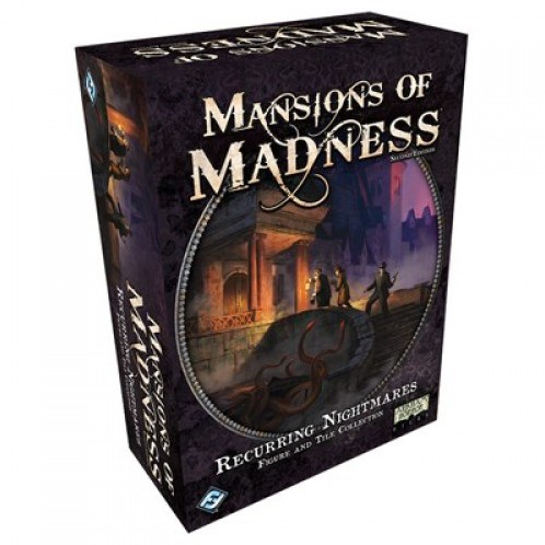 Mansions of Madness 2nd Edition - Recurring Nightmares Expansion-1