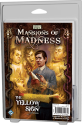Mansions of Madness - The Yellow Sign Expansion
