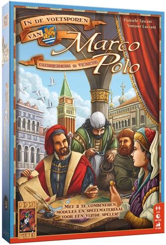 Marco Polo - Uitbreiding Venetië