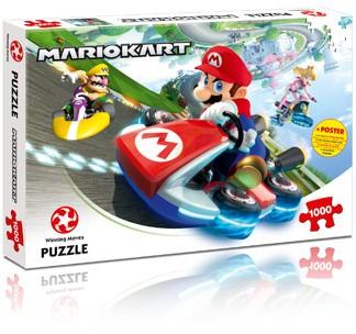 Mario Kart Puzzel (1000 stukjes)