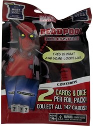 Marvel Dice Masters - Deadpool Boosterpack