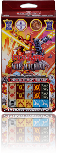 Marvel Dice Masters - Iron Man and War Machine Starter Set