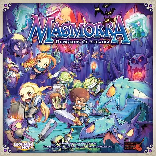 Masmorra - Dungeons Of Arcadia-1