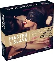 Master & Slave - Bondage Game Beige (NL)-1