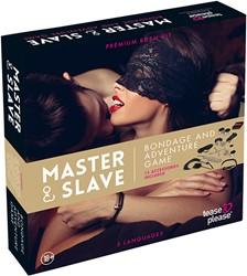 Master & Slave - Bondage Game Beige (NL)