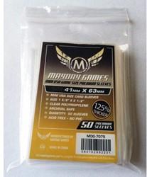 Premium Sleeves - Mini USA (41x63 mm)