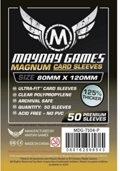 Premium Card Game Sleeves - Ultra Fit (80x120 mm)