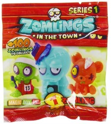 Zomlings Series 1 - One Pack