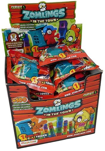 Zomlings Series 1 - Tower Pack