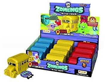 Zomlings Series 4 - Bus