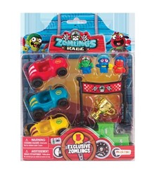 Zomlings Series 1 - Racing